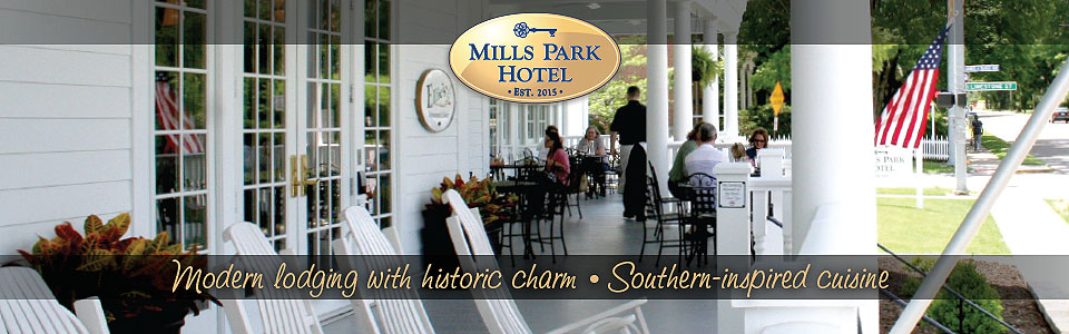 Modern lodging with historic charm - Southern-inspired cuisine