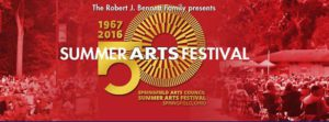 SAC_Summer Arts_Red Banner